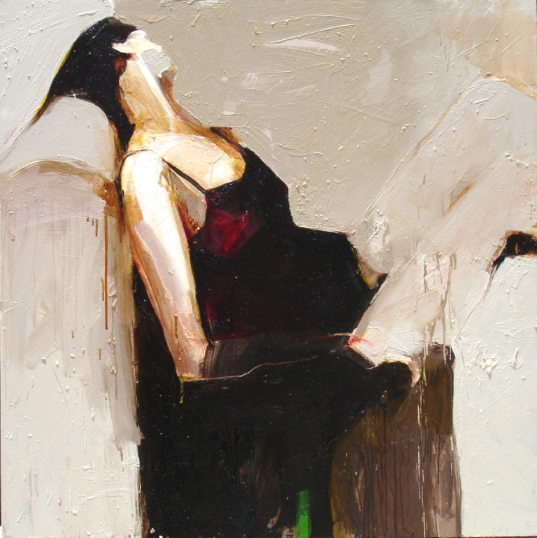 Afternoon Nap 48 x 48
